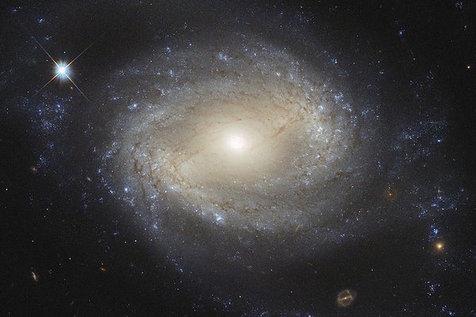 کشف سیاهچاله ای ۲۰ میلیارد برابر بزرگتر از خورشید