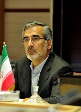 افتتاح خط تولید دستگاه امنیتی با حضور معاون رئیس جمهوری و استاندار البرز