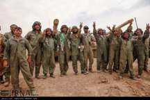 رزمایش بیت المقدس 29 نیروی زمینی ارتش با موفقیت پایان یافت