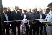 هفت طرح عمرانی و خدماتی در شهرستان بوئین زهرا افتتاح شد