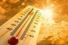دمای 2 شهراستان بوشهر به 50 درجه رسید