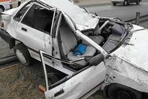 حوادث رانندگی در استان مرکزی 6 کشته داشت