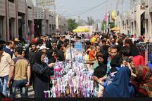 بازدید ۲۰۰ هزار مهمان نوروزی از آبادان