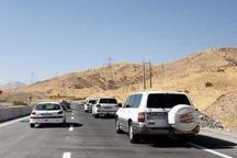 ترافیک در جاده های کردستان روان است