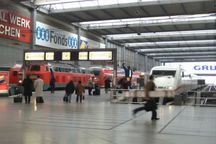 تیراندازی در ایستگاه قطار مونیخ/ یک پلیس کشته و 4 نفر زخمی شدند+ تصاویر