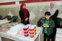 جشنواره خیریه غذا به نفع دانش آموزان نیازمند در دزفول برپا شد