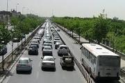خداحافظی خط ویژه ملک آباد با نردههای آهنی مشهد