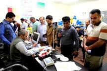 نیم میلیون مهمان در مدارس خوزستان اسکان یافتند