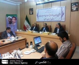 بهره برداری پروژه های شهرداریها و دهیاریهای خراسان رضوی با حضور وزیر کشور