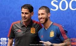 راموس: اسپانیا بالاتر از هر شخصی است/میخواهیم قهرمان شویم