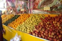 اهواز بازارچه استاندارد میوه و تره بار ندارد