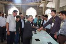 استاندار: حضور مردم یزد در انتخابات قابل تحسین است