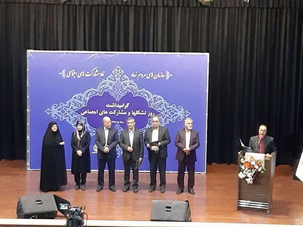 استاندار اصفهان: سازمانهای مردمنهاد، رنگ و بوی سیاسی نگیرند