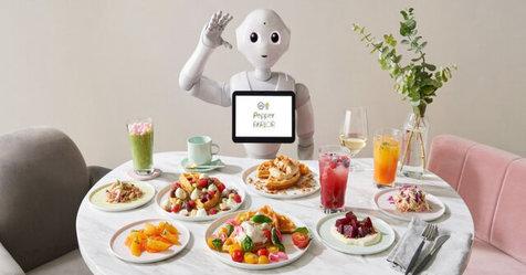 """تاسیس یک کافه رباتیک"""" در ژاپن"""