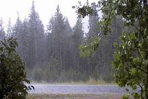 میزان بارندگی ها در زنجان هفت درصد کاهش دارد
