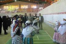 جشنواره بازی های بومی محلی در شهرستان نیر برگزار شد