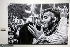 نمایشگاه عکس «ساسان مویدی» از دفاع مقدس