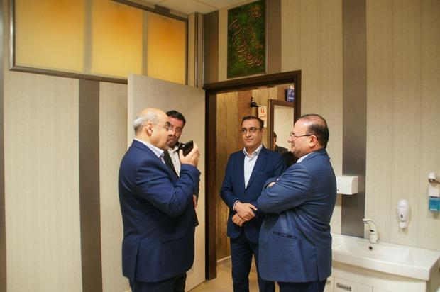 راه اندازی بیمارستان خصوصی درمان سرطان البرز درانتظارمساعدت