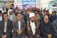 عملیات احداث مسجد صاحب الزمان (عج) سرپل ذهاب آغاز شد