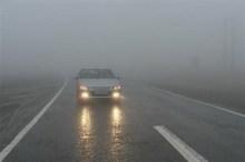 رییس پلیس راه خراسان شمالی: گردنه های خراسان شمالی مه آلود است