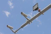 دوربین های کنترل جاده ای به سرعت نقطه ای تجهیز می شود