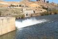 مرحله دوم رهاسازی آب سد مهاباد به سمت دریاچه ارومیه آغاز شد