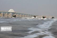 آب دریاچه ارومیه ۳ برابر شد