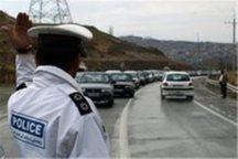ترافیک در مسیر بهشت رضا - مشهد پرحجم است