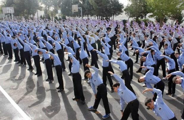 فردا زنگ ورزش مدارس تهران تعطیل است