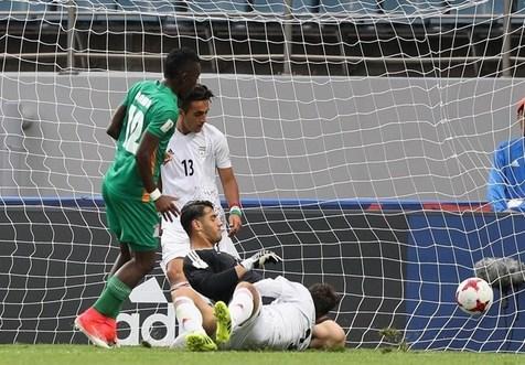 ایران بازی ۲ بر صفر برده را به زامبیا باخت