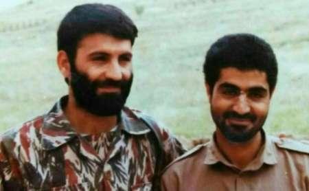مشاور وزیر کشور پرگشودن سردار فارسی به جمع یاران شهیدش را تسلیت گفت
