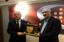 رئیس پلیس مبارزه با مواد مخدر ایران با افسران رابط کشورهای اروپا و بالکان دیدار کرد