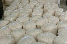 18 تن برنج همزمان با ماه مبارک رمضان در بازار دهلران توزیع شد
