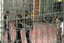 یورش صهیونیستها به اسرای فلسطینی در زندان صحرایی «نفحة»