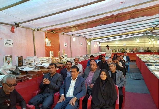 دشتی پیشتاز باشگاه کتاب خوانی پیشتاز دراستان بوشهراست