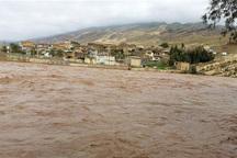 55 روستای استان قزوین در معرض خطر سیل قرار دارند