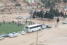 شمار جانباختگان سیل دروازه قرآن شیراز به 21 نفر رسید