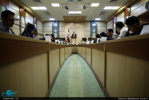 نشست خبری سخنگوی شورای نگهبان-عباسعلی کدخدایی