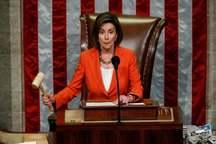 قطعنامه استیضاح رئیس جمهور آمریکا در مجلس تصویب شد