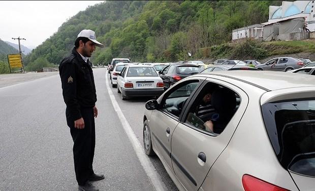محدودیت ترافیکی عید فطر درجاده کرج-چالوس اعلام شد