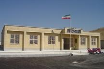 مدرسه 6 کلاسه روستای قره بلاغ اعظم سرپل ذهاب افتتاح شد