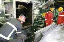 مرگ کارگر جوان در دستگاه میکسر در مشهد