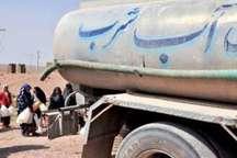 آب شرب هشت روستای چادگان با تانکر تامین می شود