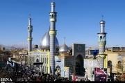 7000 نفر در آذربایجان غربی سال را در کنار امامزادگان تحویل کردند