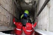 مرگ یک نفر در کرمان به دلیل سقوط آسانسور