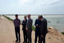 برای جلوگیری از خسارت سیل به خوزستان در آماده باش هستیم