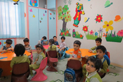 معاون رئیس جمهوری از مرکز حقوق کودک در شهر یزد بازدید کرد