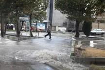 مریوان بیشترین بارش کشور را به نام خود ثبت کرد