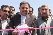 بهرهبرداری از ۱۵۰۰ میلیارد تومان پروژه راهوشهرسازی در مازندران با حضور رئیسجمهوری
