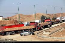 بیش از 138 میلیون دلار کالا از کرمانشاه صادر شد
